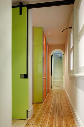 East Melbourne House by Zoë Geyer Architect (zga).