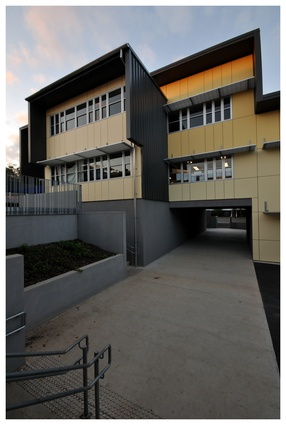 General Learning Wellers Hill State School by Kevin O'Brien Architects.