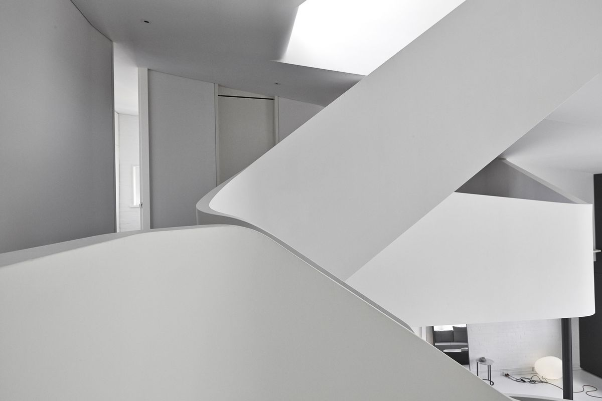 Loft Apartment Architectureau