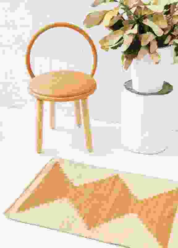 Pampa Mini rug collection.