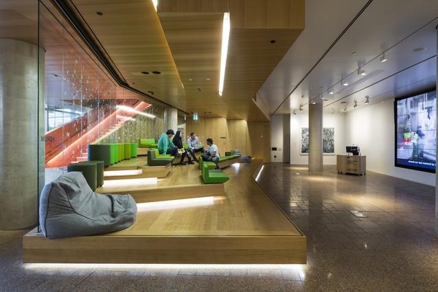 Jeffrey Smart Building, University of South Australia by John Wardle Architects in association with Phillips/Pilkington Architects