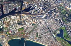 Architectural diversity prominent in vision of Australia's largest urban renewal area