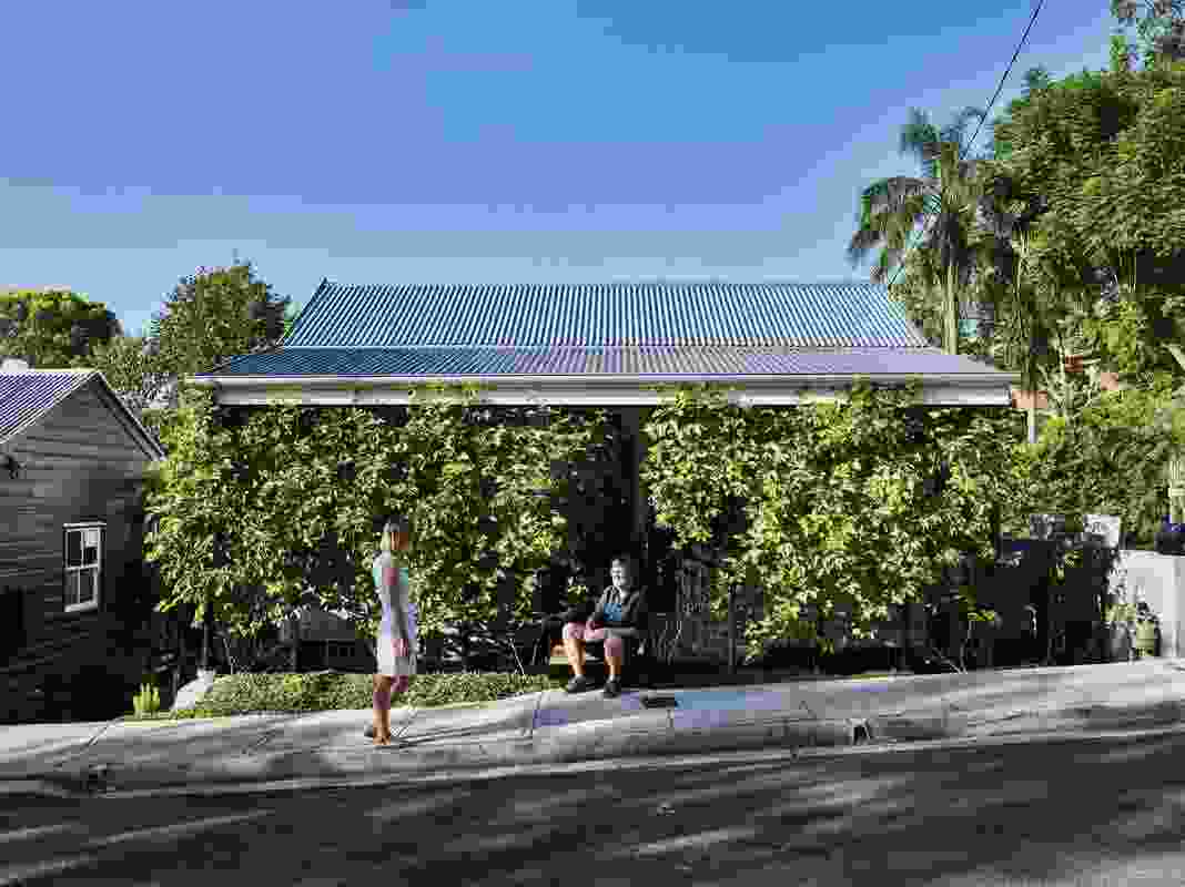 Terrarium House by John Ellway Architect.