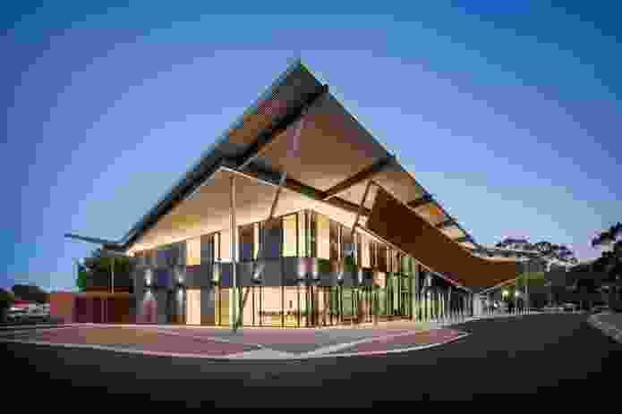 Thebarton Community Centre by MPH Architects.