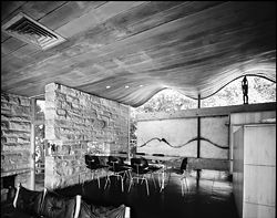 Narratives. Buhrich House, Sydney, 1972, by Hugh Buhrich.