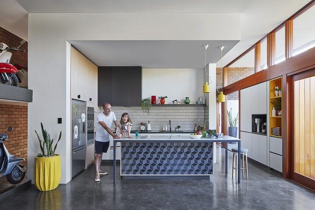 Pennant Street by Klopper and Davis Architects.