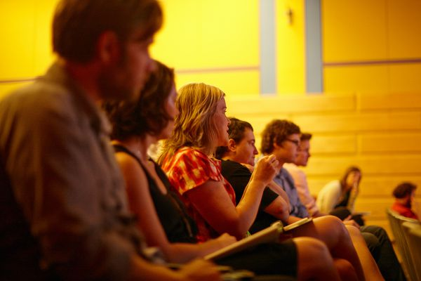 Affirmative Architecture Symposium, Sydney 2013.