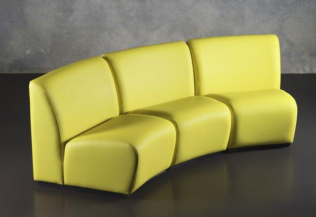 Maxton Fox Kiivo suite upholstered in Supelle from Innova.
