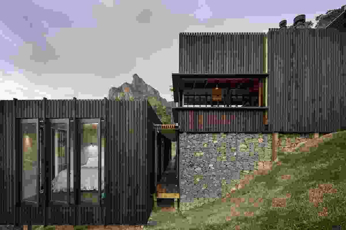 Housing winner: Castle Rock House by Herbst Architects.