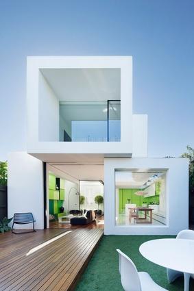 Shakin' Stevens House – Matt Gibson Architecture and Design.