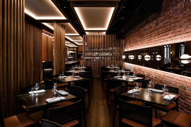 Sake, Flinders Lane, Melbourne by Melissa Collison Design.