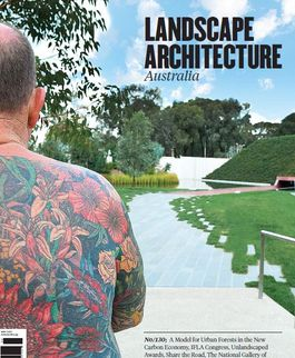Landscape Architecture Australia, May 2011