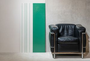 Ceramic tiles inspired by Le Corbusier's colour theory come to Australia