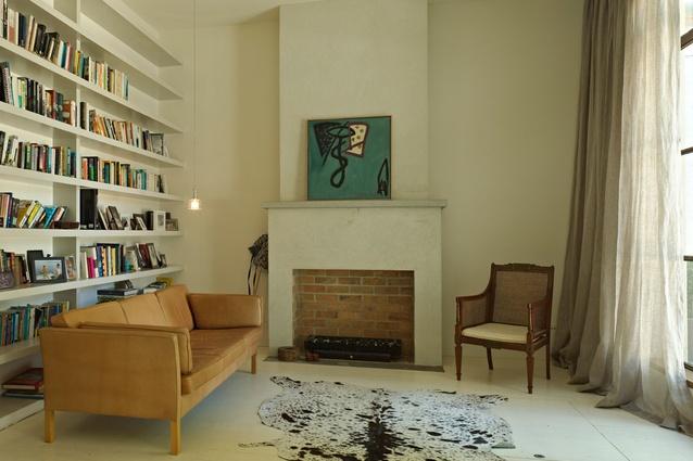 St Kilda West no.1 – Susi Leeton Architects + Interiors Pty Ltd