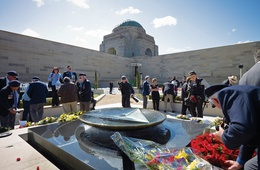 Australian War Memorial Eastern Precinct