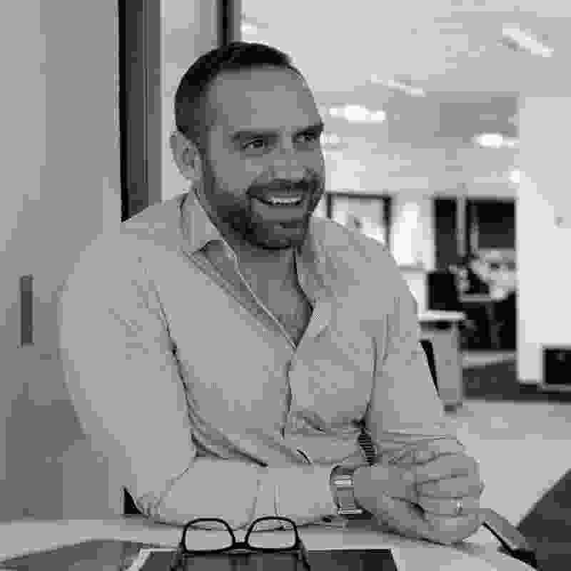 Robbie Robertson, partner, Experience Design, Deloitte Digital