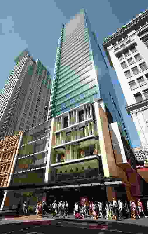 420 George Street, Sydney.