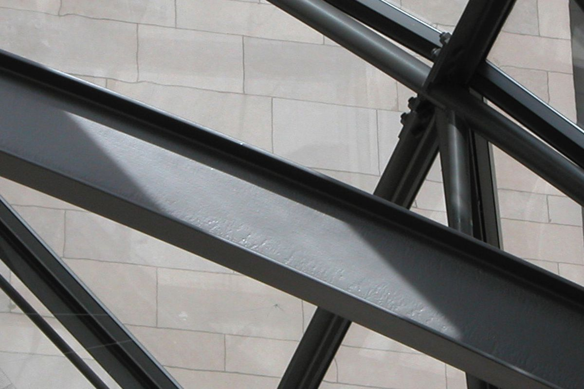 Architecturally exposed structural steel | ArchitectureAU