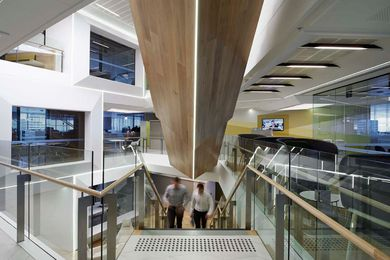 ANZ Tower, Sydney by Hassell.