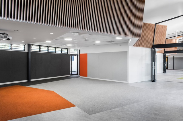 The Springfield Anglican College - Year 1 Classrooms by Architecture Kōen.