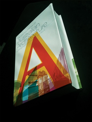 <em>The Encyclopedia of Australian Architecture</em> by Philip Goad and Julie Willis.
