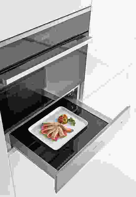 Barazza Combination microwave.
