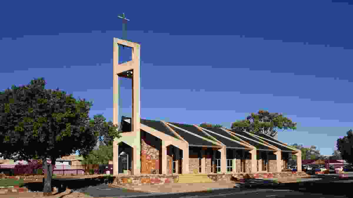 Our Lady of the Sacred Heart Catholic Church by Andrew McPhee