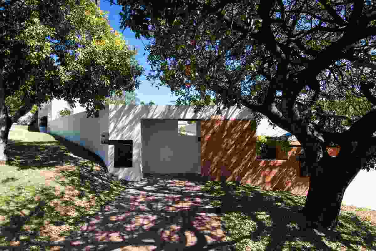 St. Lucia House by Owen and Vokes and Peters.