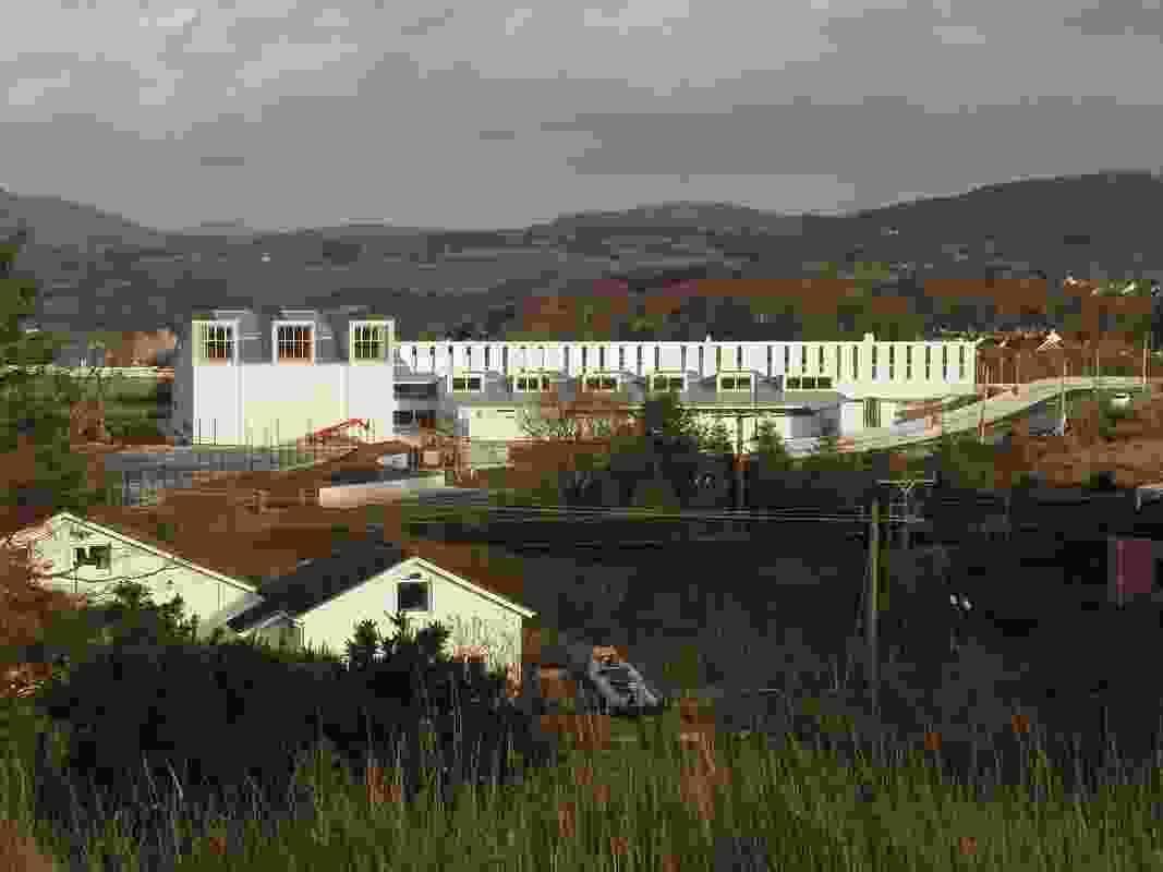 Loreto Community School by Grafton Architects.