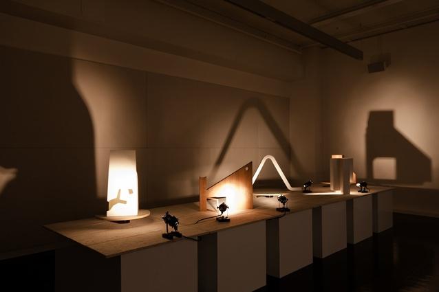 A retrospective exhibition of Kennedy Nolan Architects' work.