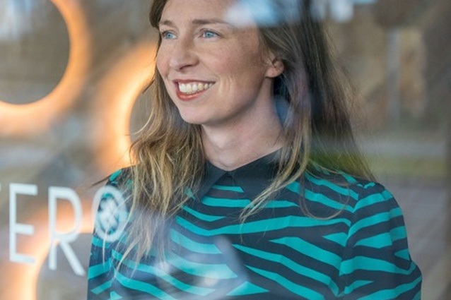 Simone Bliss is the director of Melbourne-based Simone Bliss Landscape Architecture (SBLA) and a recent mother of two.