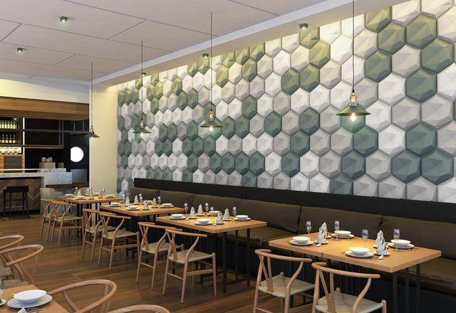 CSR Martini 3D瓷砖。