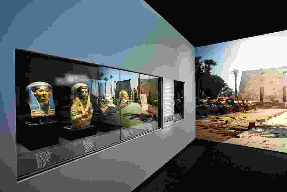 Egyptian Mummies by Studioplusthree.