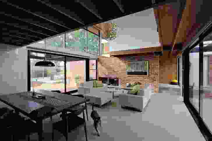 McCarthy Purba House by Anthony Knobel Architect.