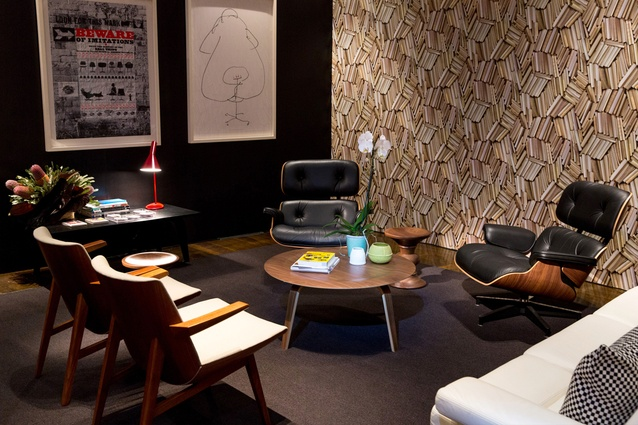 A Great Chance To Test Drive Design Classics At The Herman Miller Lounge,  Sydney Film