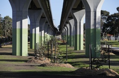 Melbourne level-crossing removal project wins Victorian Premier's Sustainability Award
