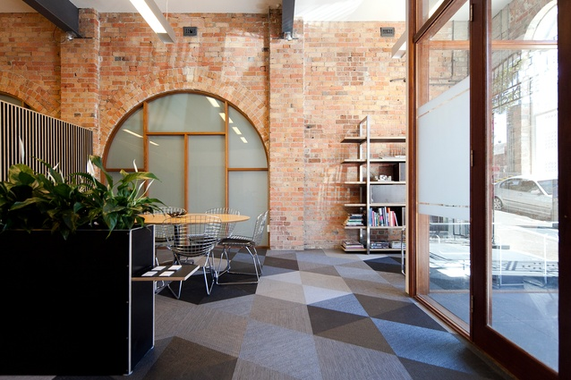 King Street Adaptive Reuse by CKDS Architecture.