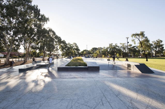 Mills Park by Cardno (WA) and City of Gosnells.