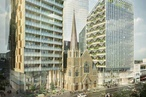 Towers proposed in historic Parramatta church makeover