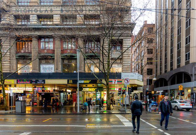 尼古拉斯大厦由建筑师哈里·诺里斯设计,于1926年完工。