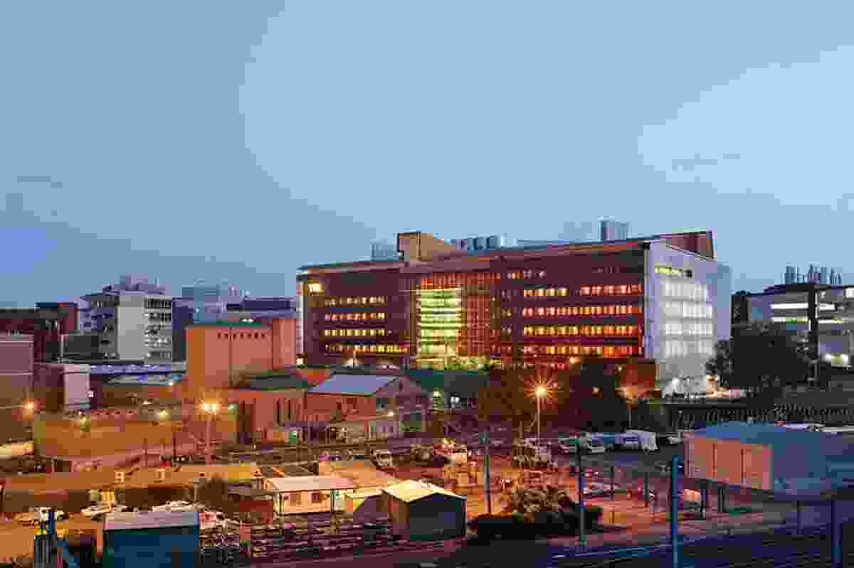 TRI within the Princess Alexandra Hospital's campus.