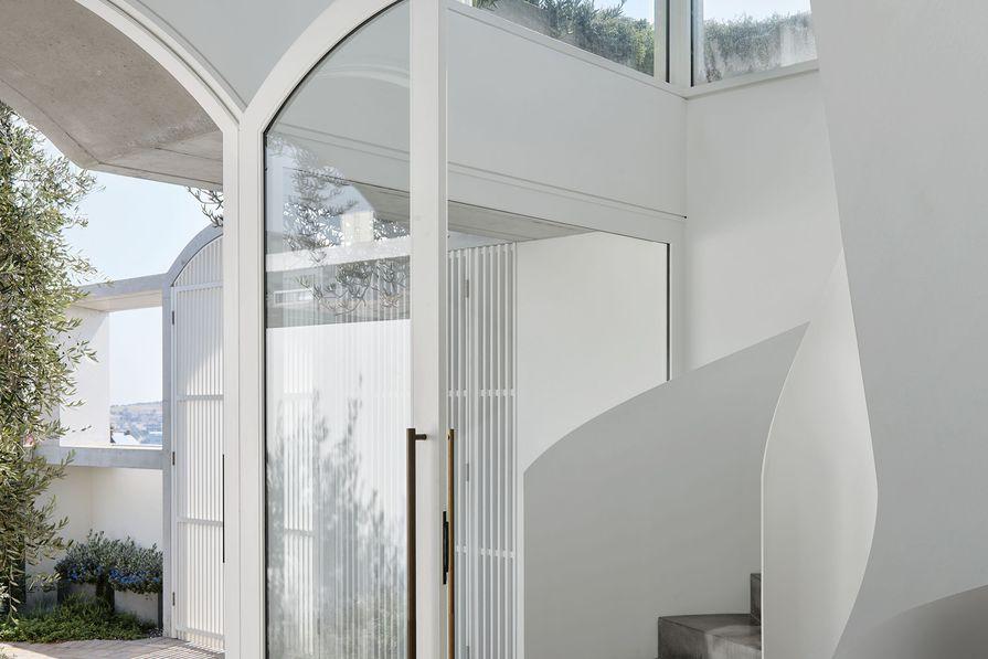 马德琳·布兰奇菲尔德建筑师事务所,海角之家。