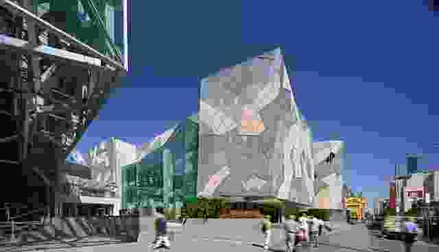 墨尔本市民组织在阻止联邦广场雅拉大楼拆除的运动中给了社区一个声音。