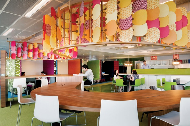 How workplace design affects human behaviour