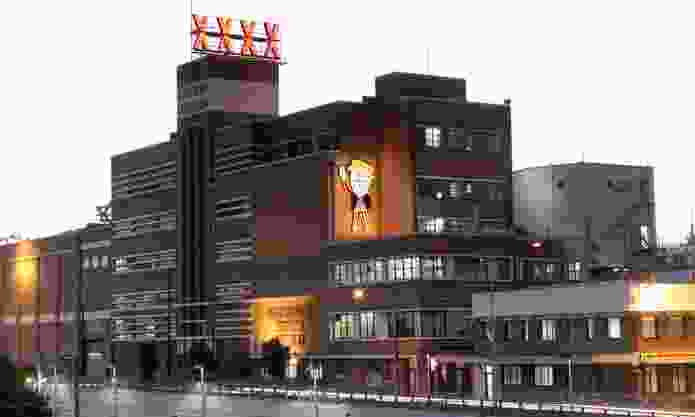 XXXX Brewery by Addison and MacDonald.