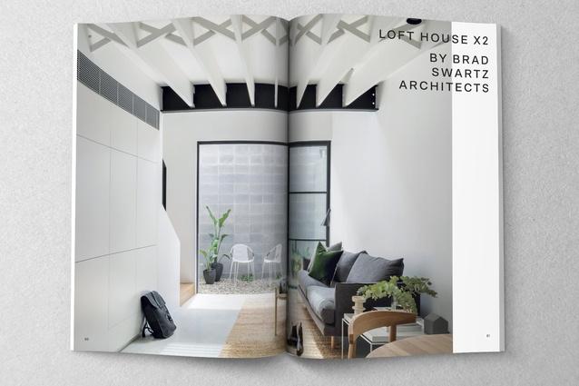 Loft x2 by Brad Swartz Architects