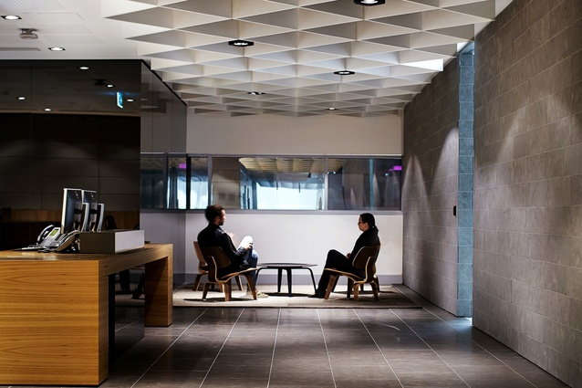 Australian Finance Group by Hassell.