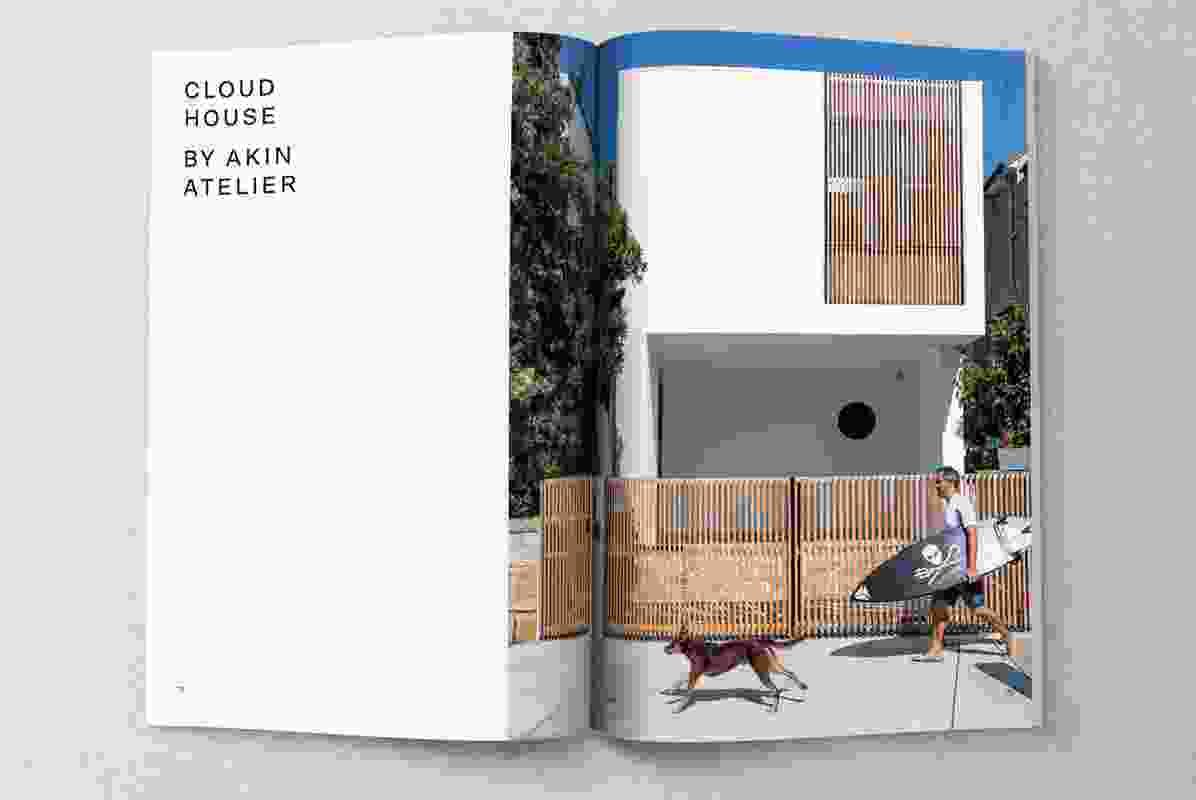 Cloud House by Akin Atelier.