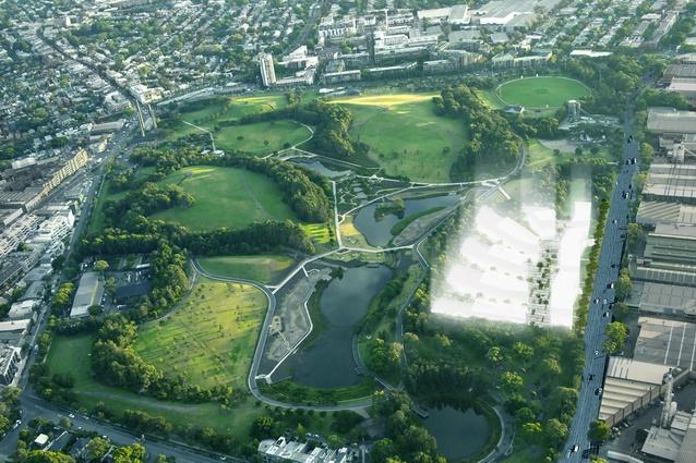 Four teams compete to design Sydney Park apartments ...