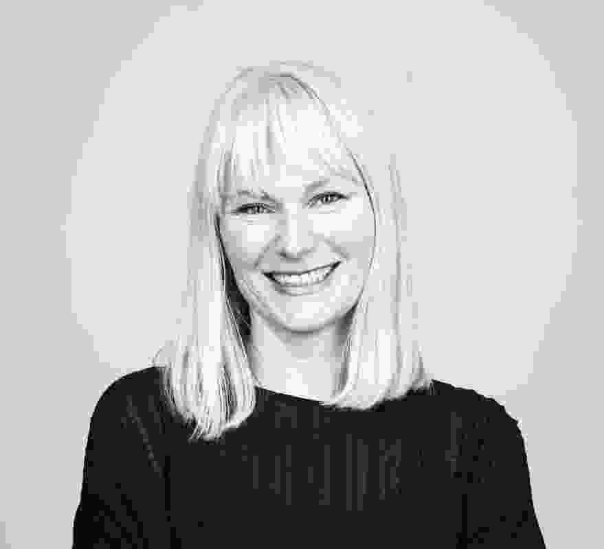 Rachael McCarthy, Studio Director, Bates Smart (Vic).